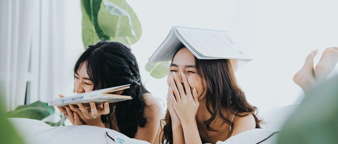 Gelukkiger leven door te lezen? Het kan.